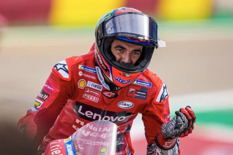 Klasemen sementara MotoGP 2021